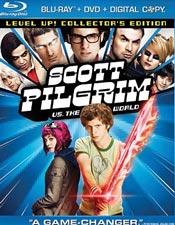 Scott Pigrim vs The World - Blu-ray Cover