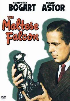 Film Noir - Maltese Falcon