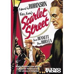 Scarlet Street DVD