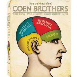 Coen Brothers Blu-ray Collection