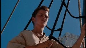 Christian Bale - Jim Hawkins