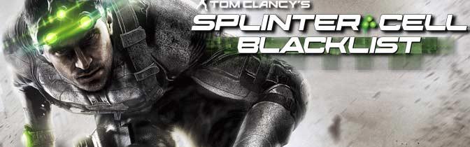 Splinter Cell Blacklist Banner