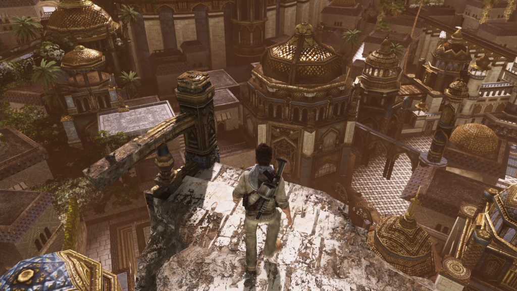 Uncharted 3 Drake S Deception Remastered Ch7 Stay In The Light