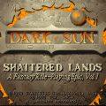 Dark Sun Shattered Lands title screen