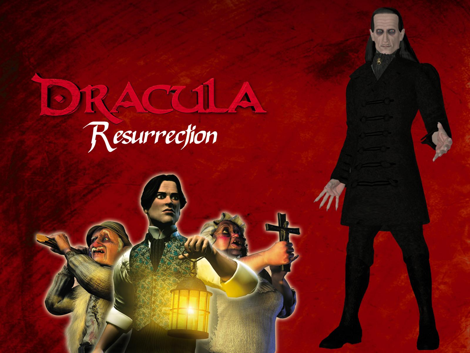Dracula Resurrection Microids