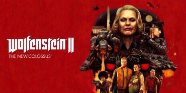 Wolfenstein II New Colossus Poster