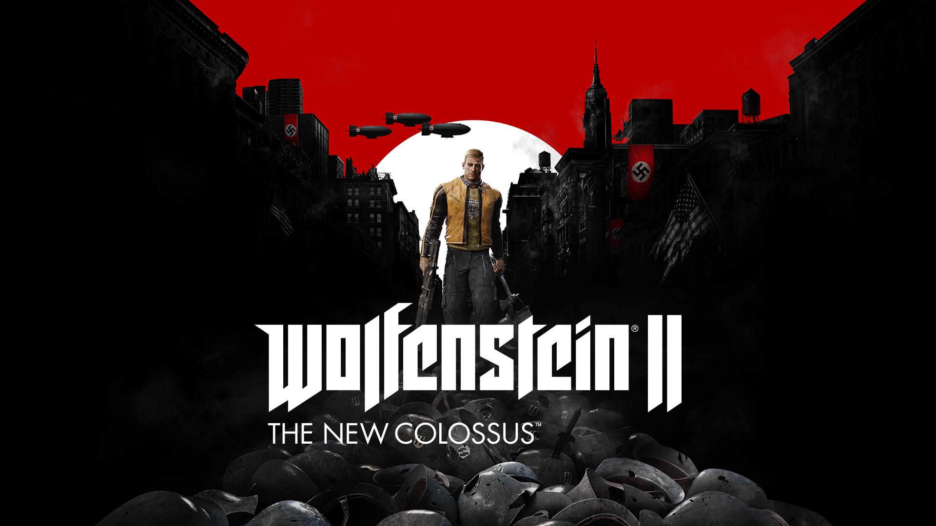 Wolfenstein II Poster
